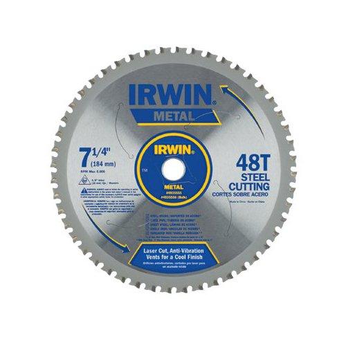Irwin Metal Cutting Circular Saw Blades - BMC-IRW 585-4935555
