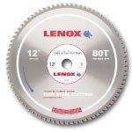 Lenox 12 x 80 Tooth Count Metal Cutting Circular Saw Blades