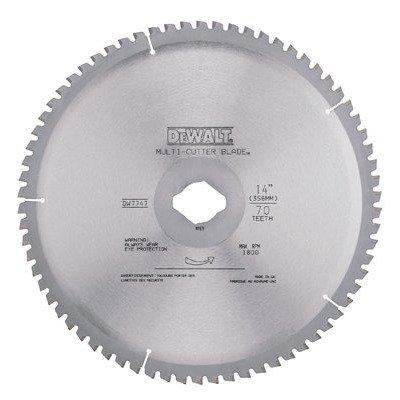 SEPTLS115DW7747 - Dewalt Metal Cutting Saw Blades - DW7747
