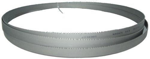 Magnate M123M38T10 M-42 Bi-metal Bandsaw Blade 123 Long - 38 Width 10 Tooth 0025 Thickness