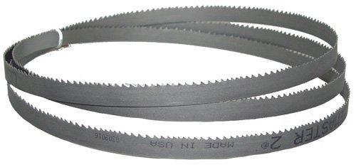 Magnate M82M34W18 M-42 Bi-metal Bandsaw Blade 82 Long - 34 Width 18 Wavy Tooth