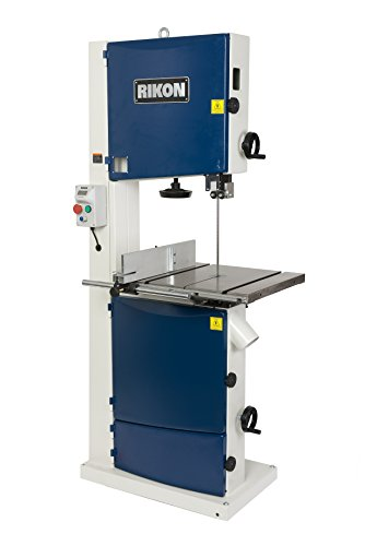 Rikon 10-370 Wood and Metal Bandsaw 18-Inch