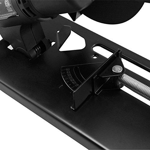 Neiko 10821A 34 HP High-Speed 7-inch Abrasive-Wheel Cut-Off Saw  Includes Abrasive Wheel