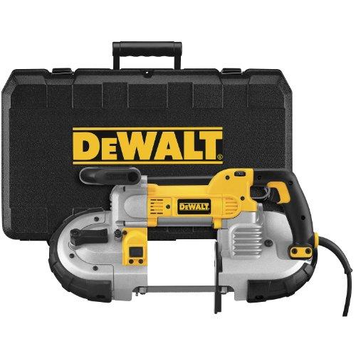 DEWALT Portable Band Saw Deep Cut 10 Amp 5-Inch DWM120K
