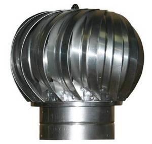 Turbine Ventilator - Heavy Grade14 Inch Galvanized