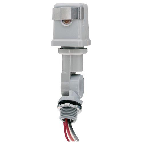 Intermatic K4221C 120-Volt Stem and Swivel Mount Photocontrol