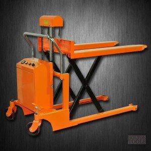 Bolton Tools Hydraulic Hand Electric Scissor Pallet Truck 1100 lb