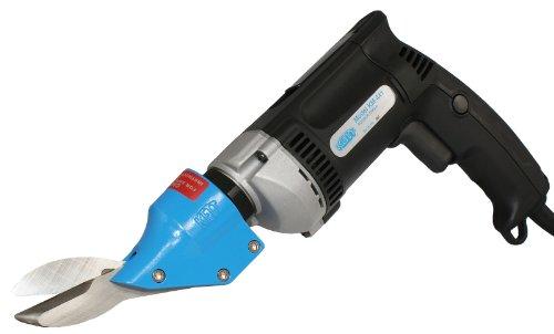 Kett Tool KM-441 Heavy Duty Variable Speed Electric Scissor Shears 65 Amp Motor 2500 Strokes per Minute