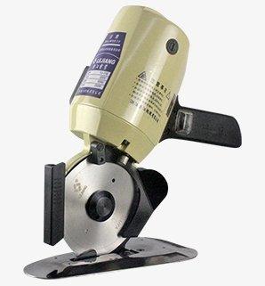 YJ-110 Octagon Portable electric cutting machine Circular Knife Electric Scissors Cloth Fabric Cutter Electric Round Cutting Machine 110V220V
