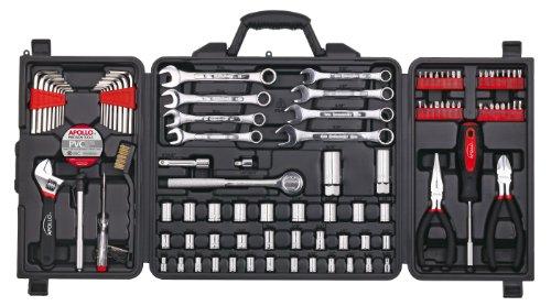 Apollo Precision Tools DT0006 Mechanics Tool Kit 101-Piece