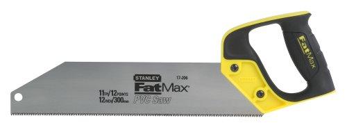 Stanley FatMax 17-206 12-Inch PVC Saw
