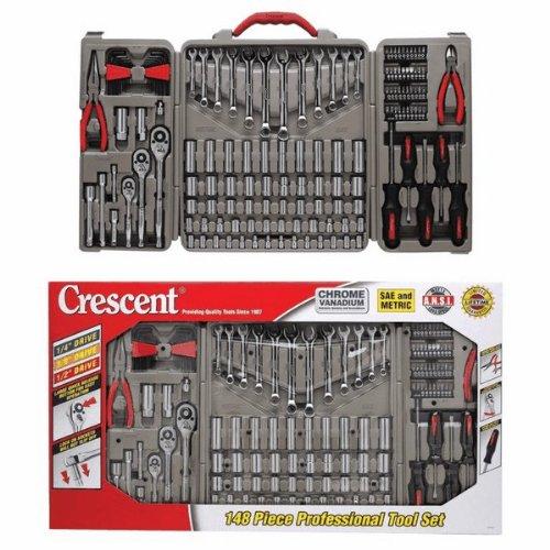 Crescent 148 Piece Professional Tool Set