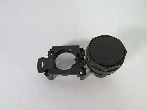 Cutler-Hammer Black Black Bezel C-h 22mm E22 Pushbuttons
