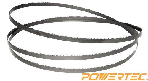 POWERTEC 13133X Band Saw Blade 62-Inch x 38-Inch x 6 TPI