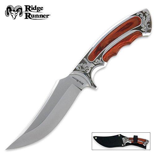 Ridge Runner Executive Wooden Bowie Knife