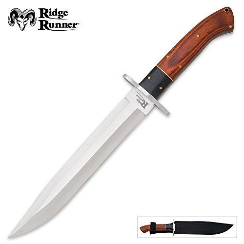 Ridge Runner Montana Toothpick Bowie Knife Sheath