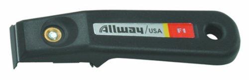 Allway Tools 1-18-Inch 2-Edge Small Job Wood Scraper