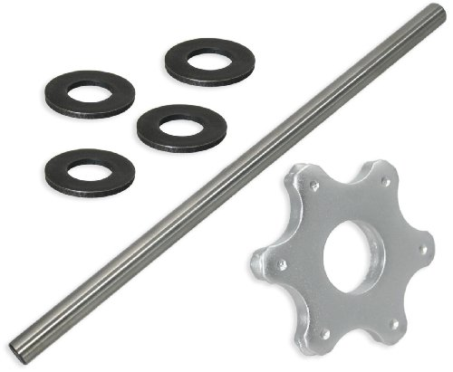 6 pt Carbide Flail Cutter Consumables Kit for MK Diamond SG-II SG-5 and SG-9 ScarifierGrinderPlaner - General Setup