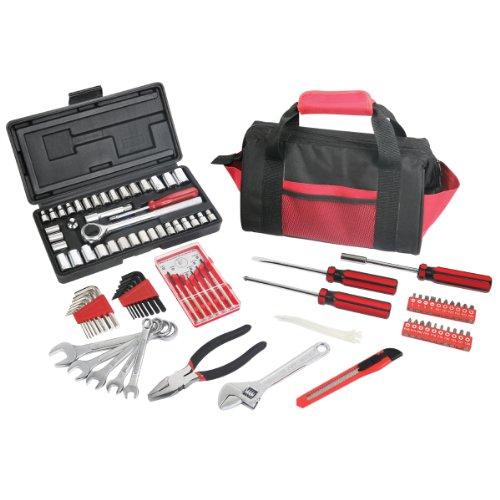 GreatNeck TK105 Multi-Purpose Tool Set 105-Piece