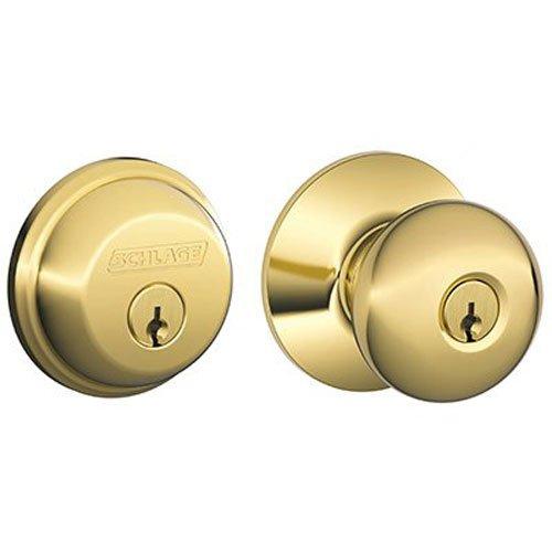Schlage FB50N V PLY 505 FB50NVPLY505 Entry Knob Lockset