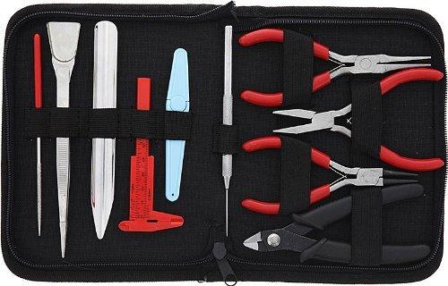 SE 702BD10 Beading Tool Kit