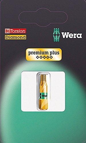 Wera 134376 1 BDC Diamond Coated Torx 20 Bit