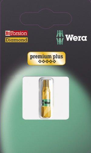 Wera 134376 1 BDC Diamond Coated Torx 20 Bit Pack of 5