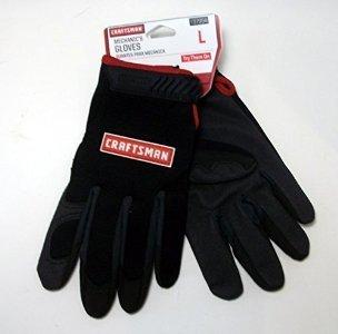 Craftsman Mechanics Black Gloves - Large by Craftsman