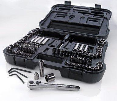 Craftsman Mechanics Tool Set Standard 35-14 in Drive 38 in