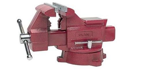 Wilton 11128 6-12-Inch Steel Utility Vise
