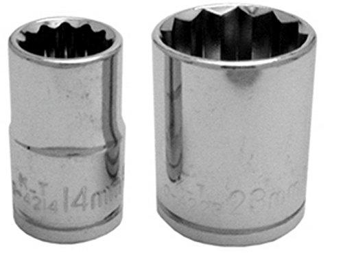 KTINC 0-4220 12 Drive x 20mm 12-Point Regular Socket