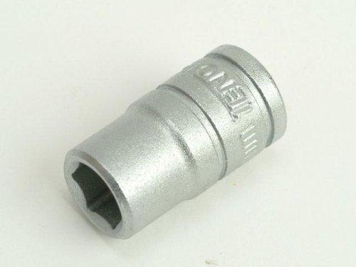 Teng M140505c 6pt Regular Socket 5mm 14 Square Drive by Teng