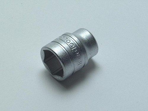Teng M380518c Regular Socket 18mm 38 Square Drive by Teng