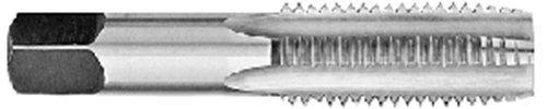 High Speed Steel Hand Tap Left Hand Thread Three Piece Tap Set 10-32 tap thread size