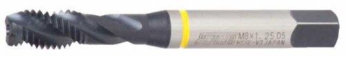 6 Pcs Sowa 516-18 H3 Spiral Flute BTM CNC SO Taps-Hardened SteelTitanium