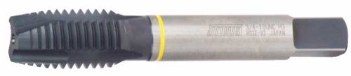 6 Pcs Sowa 516-24 H3 Spiral Point Plug CNC SO Taps-Hardened SteelTitanium