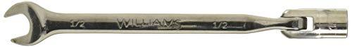 Williams 11902 Flex Combination Wrench 12-Inch