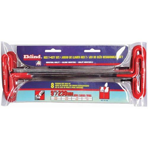 EKLIND TOOL 53198 9-Inch Hex Key Service Kit 8-Piece