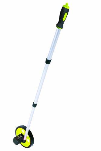 Komelon ML18M Meterman High-Visibility Measuring Wheel Metric 6-Inch Diameter Yellow