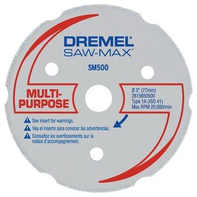 Dremel SM500 3 Multi-Purpose Carbide Wheel
