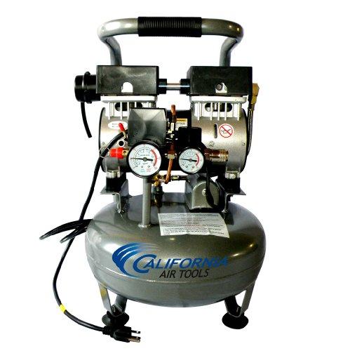 California Air Tools CAT-3010 Ultra Quiet and Oil-Free 10 Hp 30-Gallon Steel Tank Air Compressor