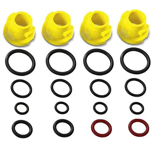 Karcher Pressure Washer O-Ring Nozzle Set Fits K1 K2 K3 K4 K5 K6 K7 T250 T-Racer