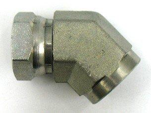 AF 9385-02-02 - 18 Female Pipe X 18 Female Pipe Swivel 45 Elbow