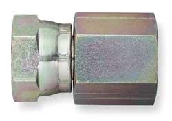 Eaton Female NPT to Female NPSM Swivel Straight Internal Pipe Swivel Hydraulic Hose Adapter - 2046-12-12S Pack of 2