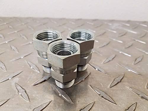 Supply store 34 ORB x 34 Female Pipe Swivel  6900-12-12 3 EA Quality Metal Fast