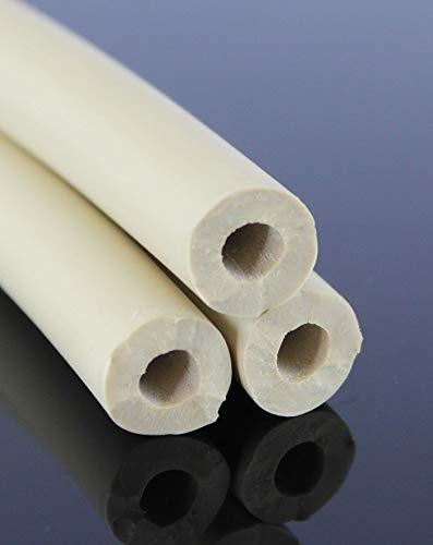 Best Value Vacs 14 inch Gum Rubber Tubing for Vacuum- 5 Feet
