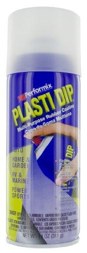 Performix 11209 Plasti Dip Clear Multi-Purpose Rubber Coating Aerosol - 11 oz