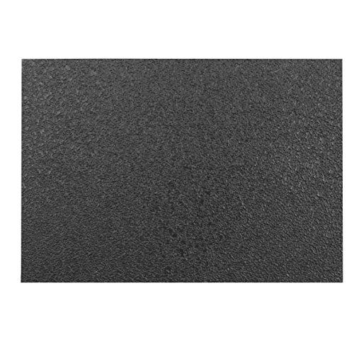 TALON Grips Rubber Material Sheet 5 x 7 Black