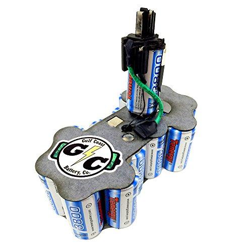 38Ah NiMH Tenergy UPGRADED Internals 18V DeWALT XRP Battery Models DC9096  DE9096  DW9096  DW9099