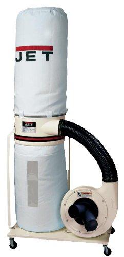 Jet DC-1200VX-BK1 Dust Collector 2HP 1PH 230-Volt 30-Micron Bag Filter Kit